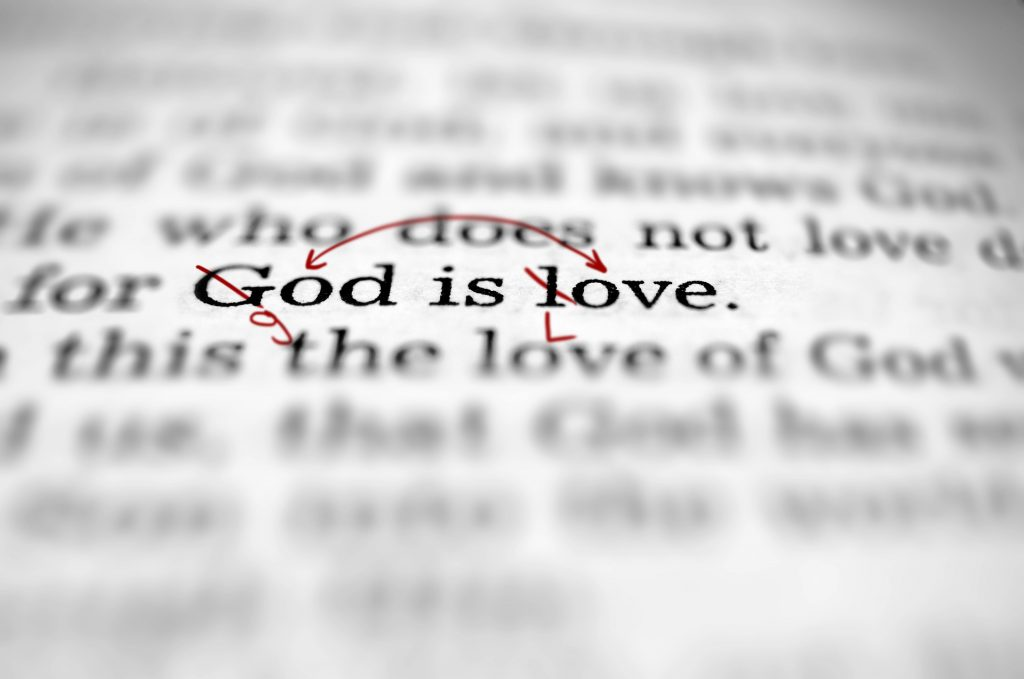 Is God Love